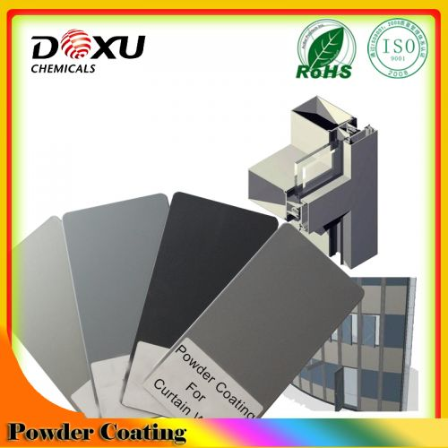 Fluorocarbon Powder Coating Powder (Low Gloss)|Fluorocarbon Powder Coating