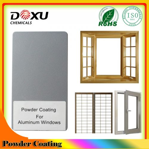 Fluorocarbon Powder Coating (High Gloss)|Fluorocarbon Powder Coating
